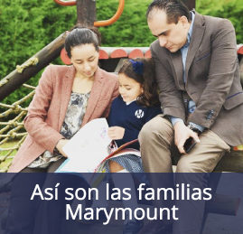 Así son las familias Marymount