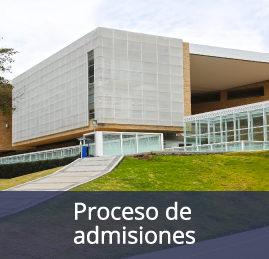 Proceso de admisiones Marymount
