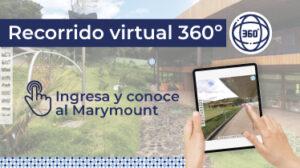 Recorrido virtual Marymount